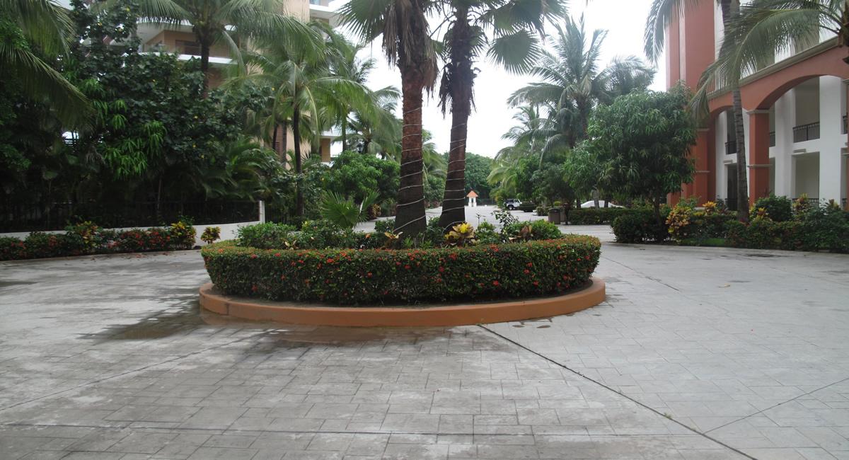 Glorieta Condominio Playa Royale en Nuevo Vallarta