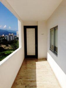 Pasillo balcón Condominio Deck 12 Puerto Vallarta