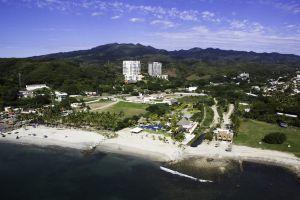 Vista aérea Desarrollo Alamar Vallarta