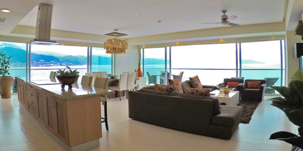 PENINSULA CONDO PUERTO VALLARTA FOR SALE